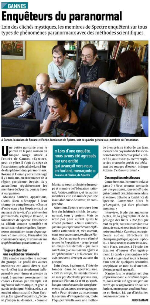 Spectre article courrier picard